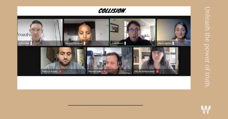Collision meeting