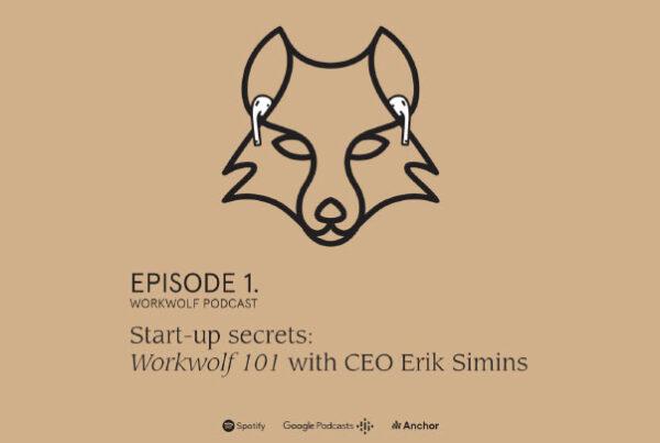Workwolf Podcast, episode 1