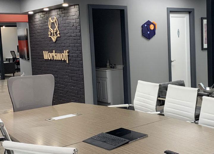 Workwolf's headquarters